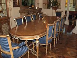 Коллекция элитной мебели из Франции - Julie